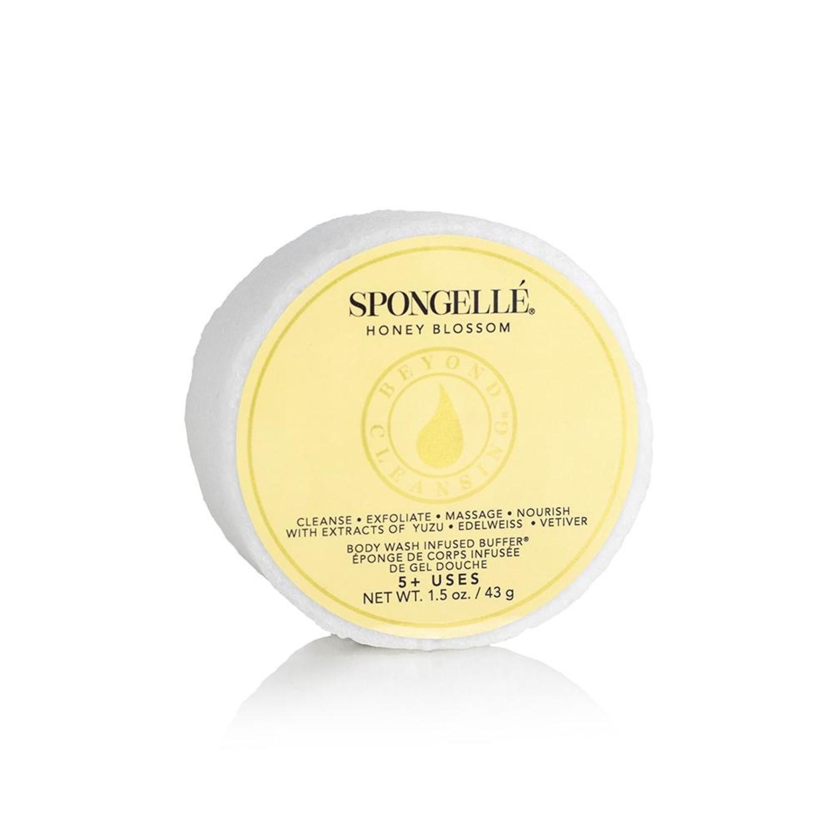 Spongelle Honey Blossom   Travel Spongette
