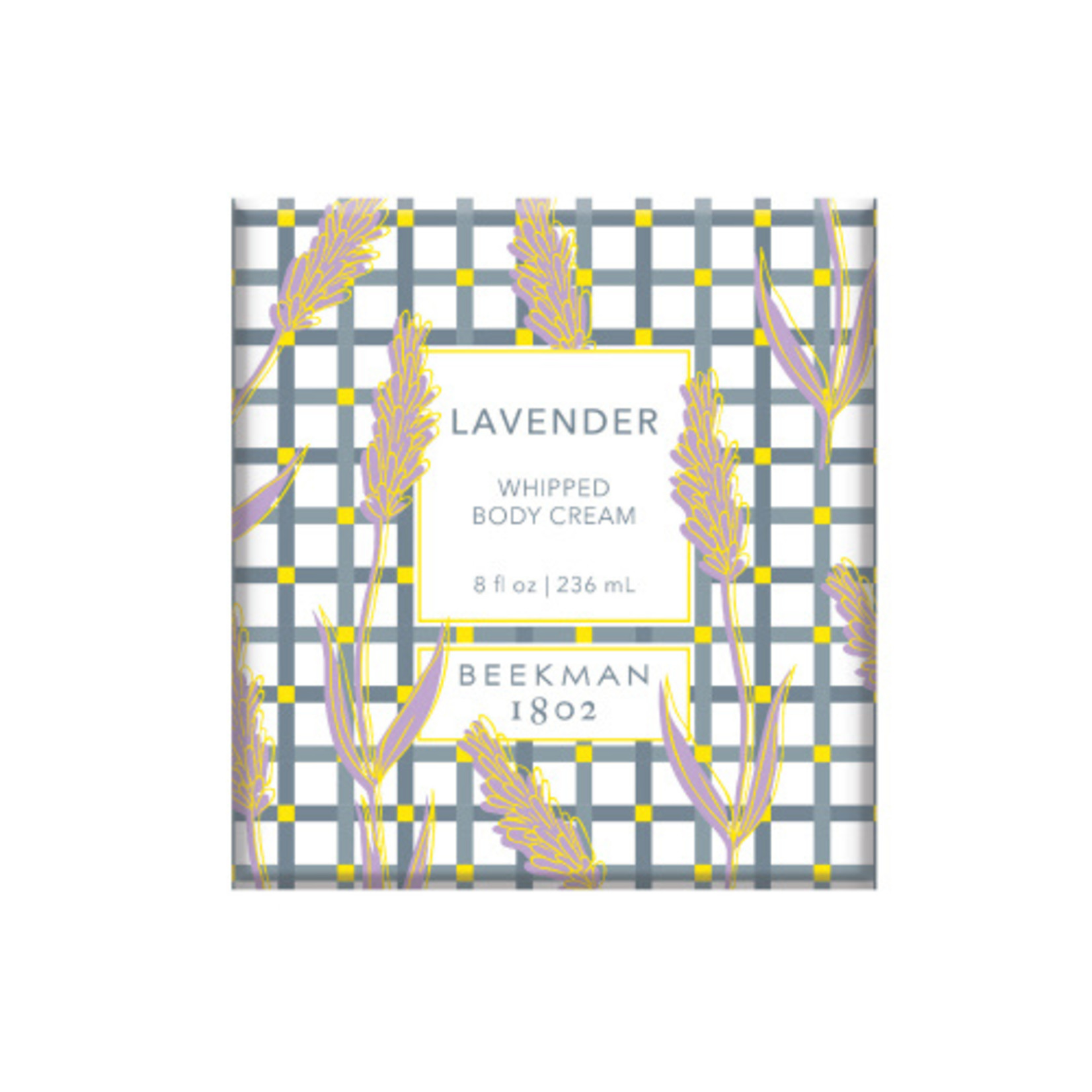 BEEKMAN 1802 Lavender Whipped Body Cream