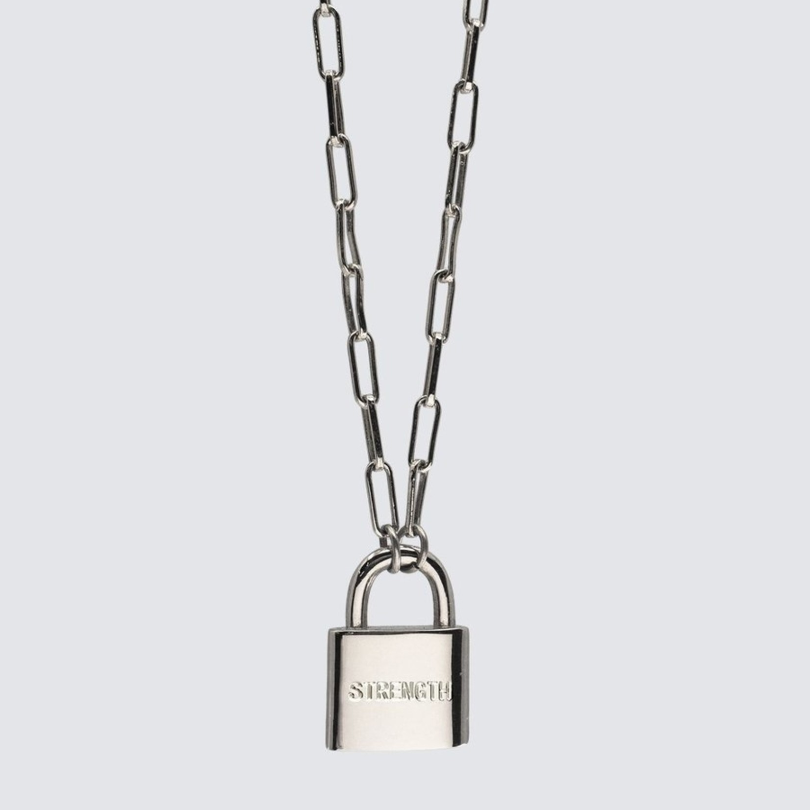 The Giving Keys Brooklyn Padlock Necklace