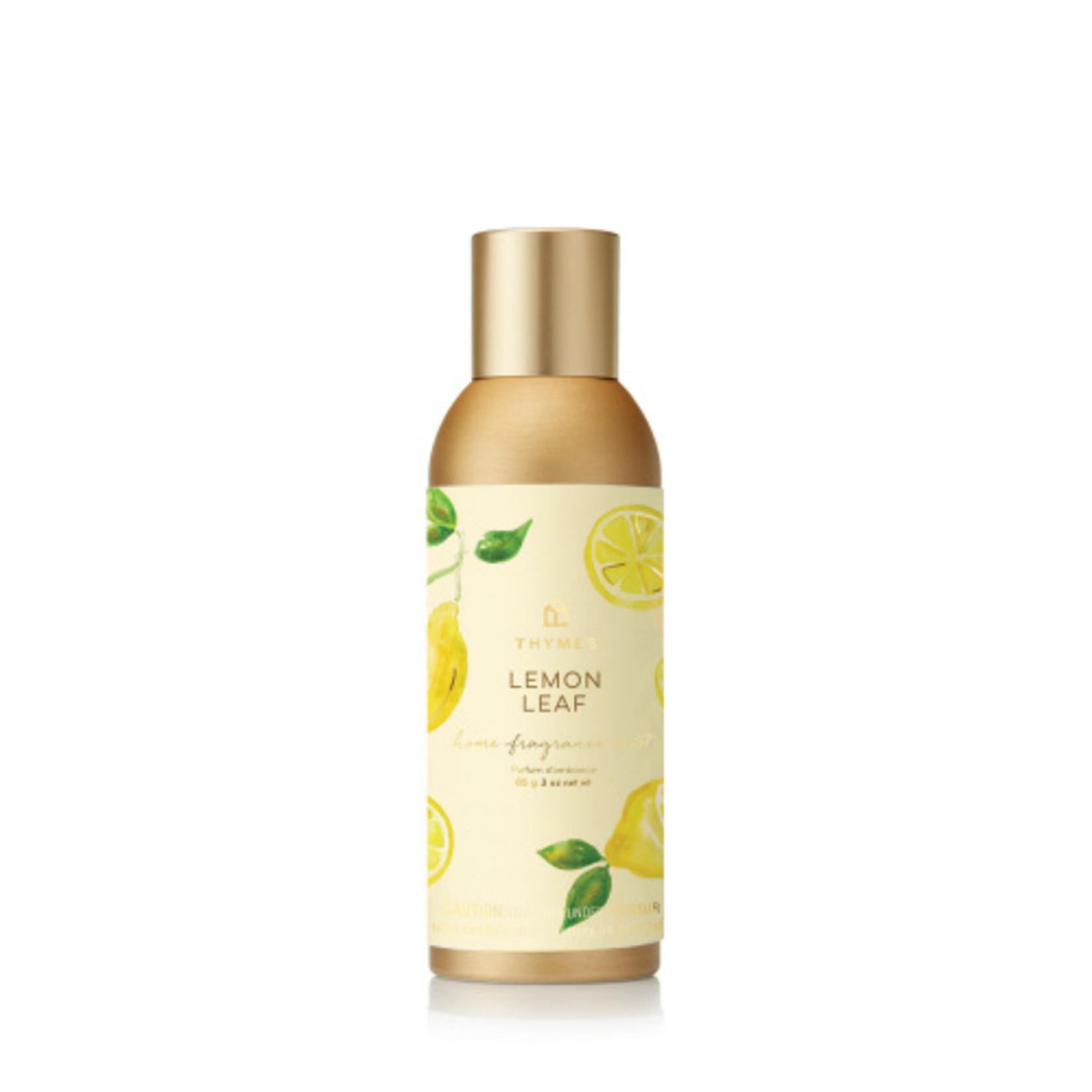 Thymes Lemon Leaf Home Fragrance Mist