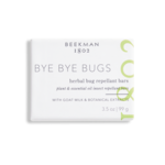 BEEKMAN 1802 BYE BYE BUGS Herbal Bug Repellant Bars