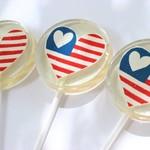 Sweet Caroline Confections USA Lollipop
