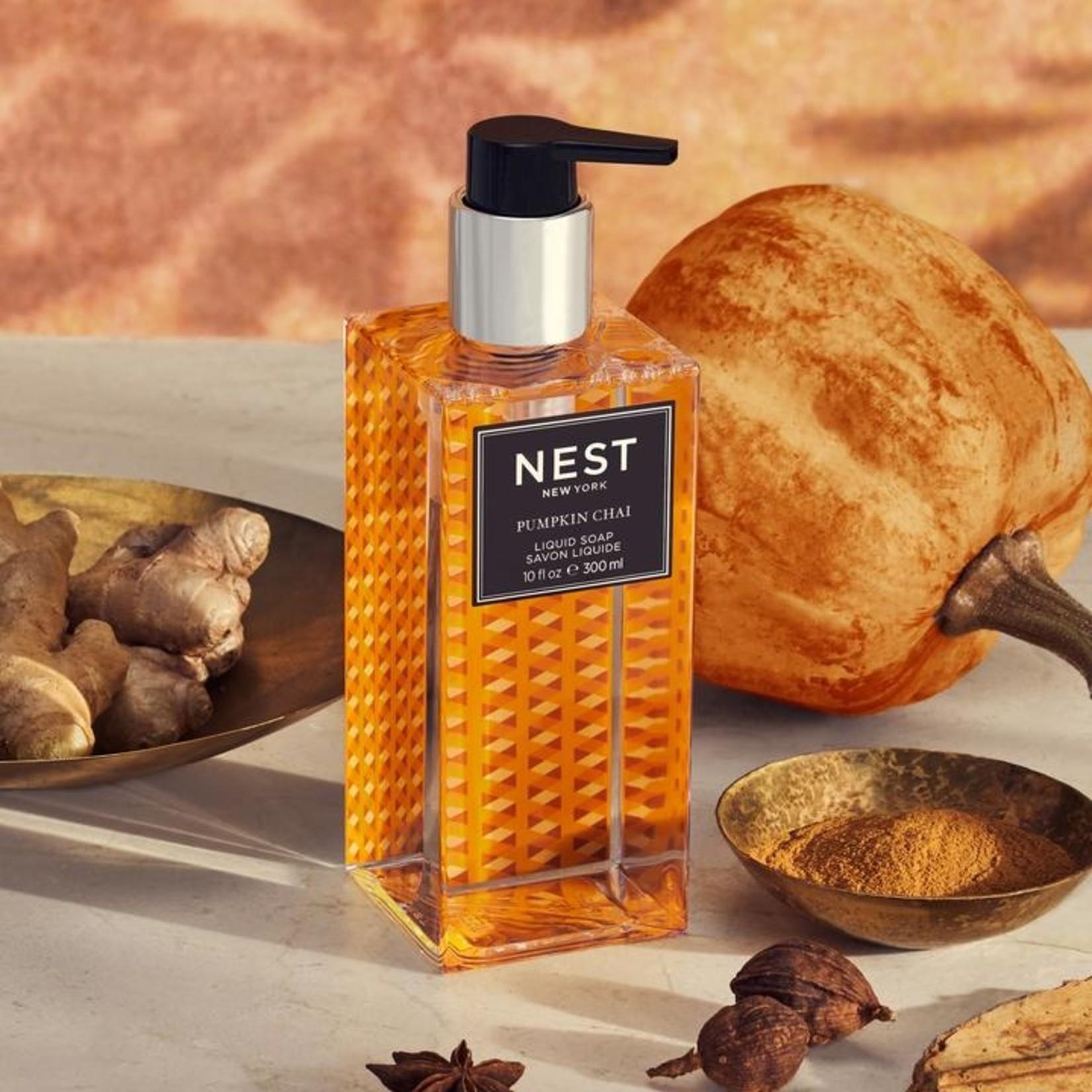 NEST NEW YORK Pumpkin Chai Liquid Soap