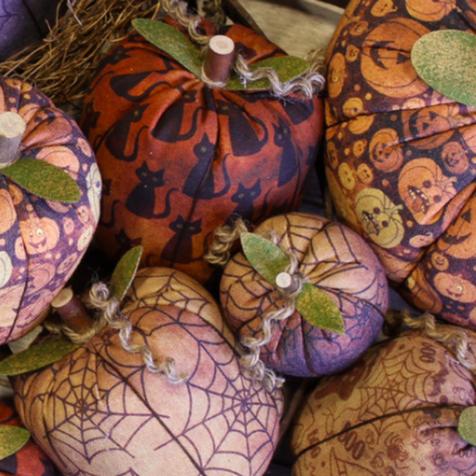 Collins Painting Fabric Pumpkin