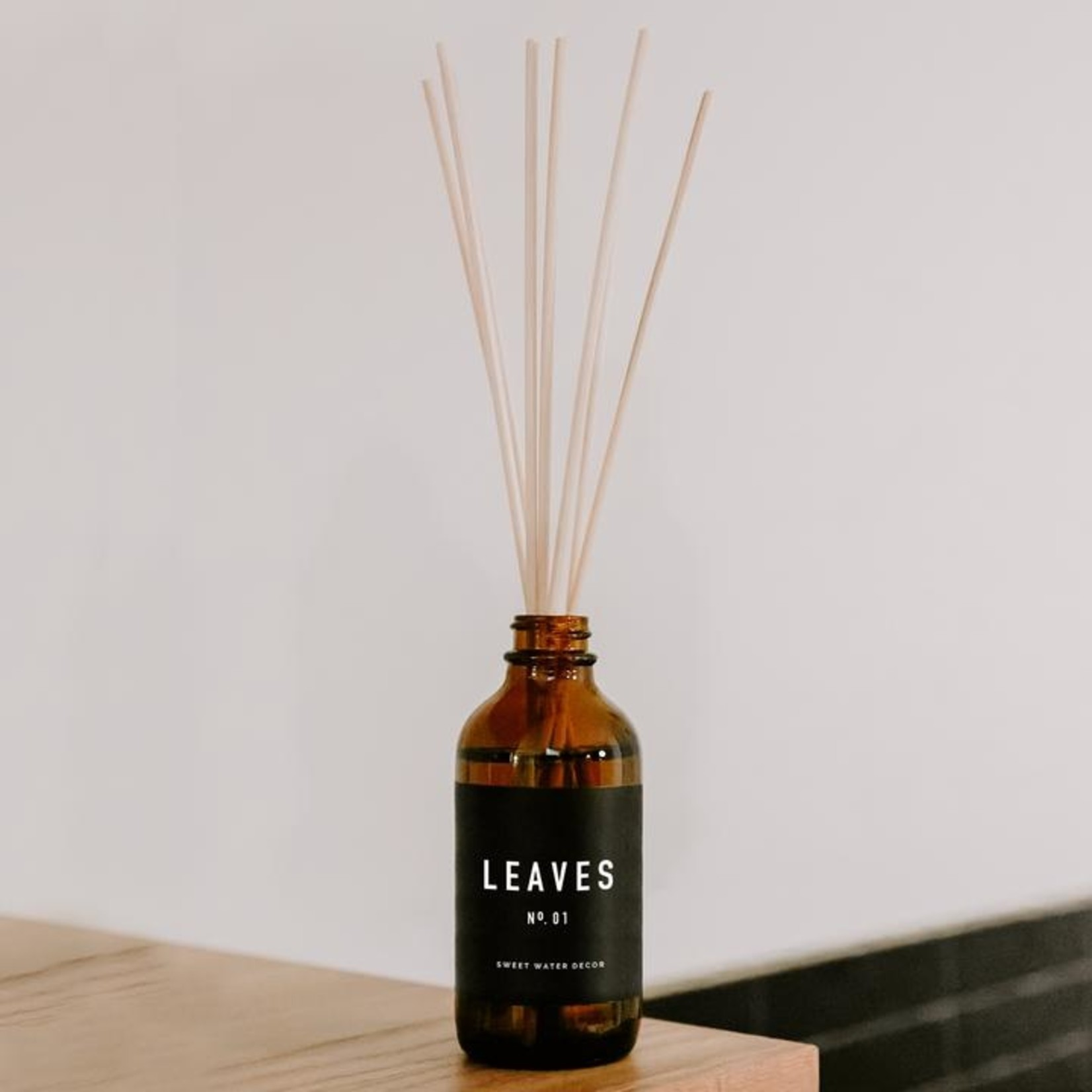 Sweet Water Decor Leaves Reed Diffuser