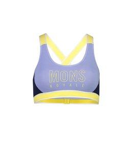 Mons Royale Mons Royale Women's Stella X-Back Bra -S2020