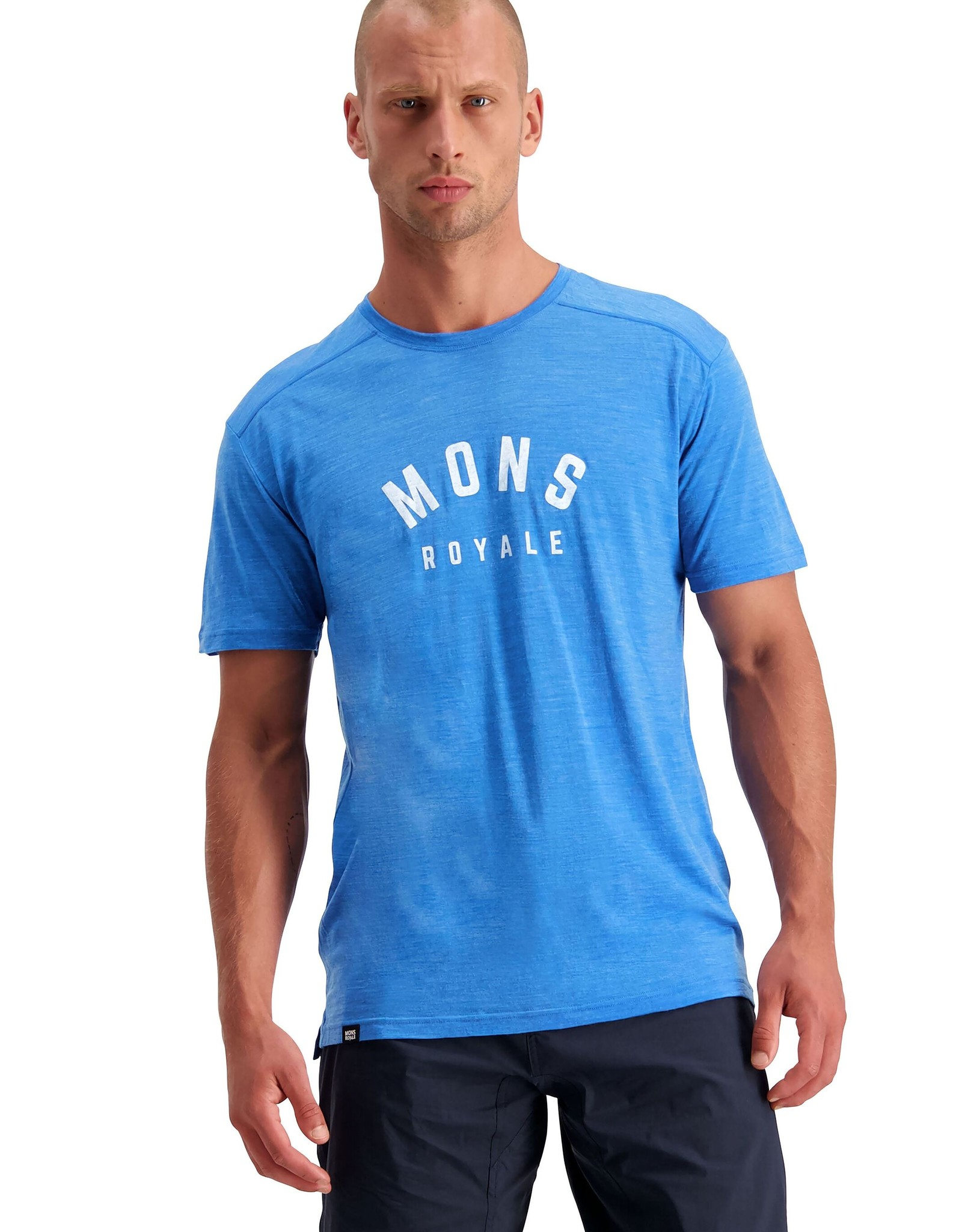 Mons Royale Mons Royale Men's Vapour Tee - S2020