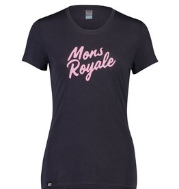 Mons Royale Mons Royale Women's Icon Tee -S2020