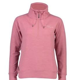 Mons Royale Mons Royale Women's Covert Lite 1/2 Zip -S2020