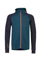 Mons Royale Mons Royale Men's Traverse Midi Full Zip Hood - S2020