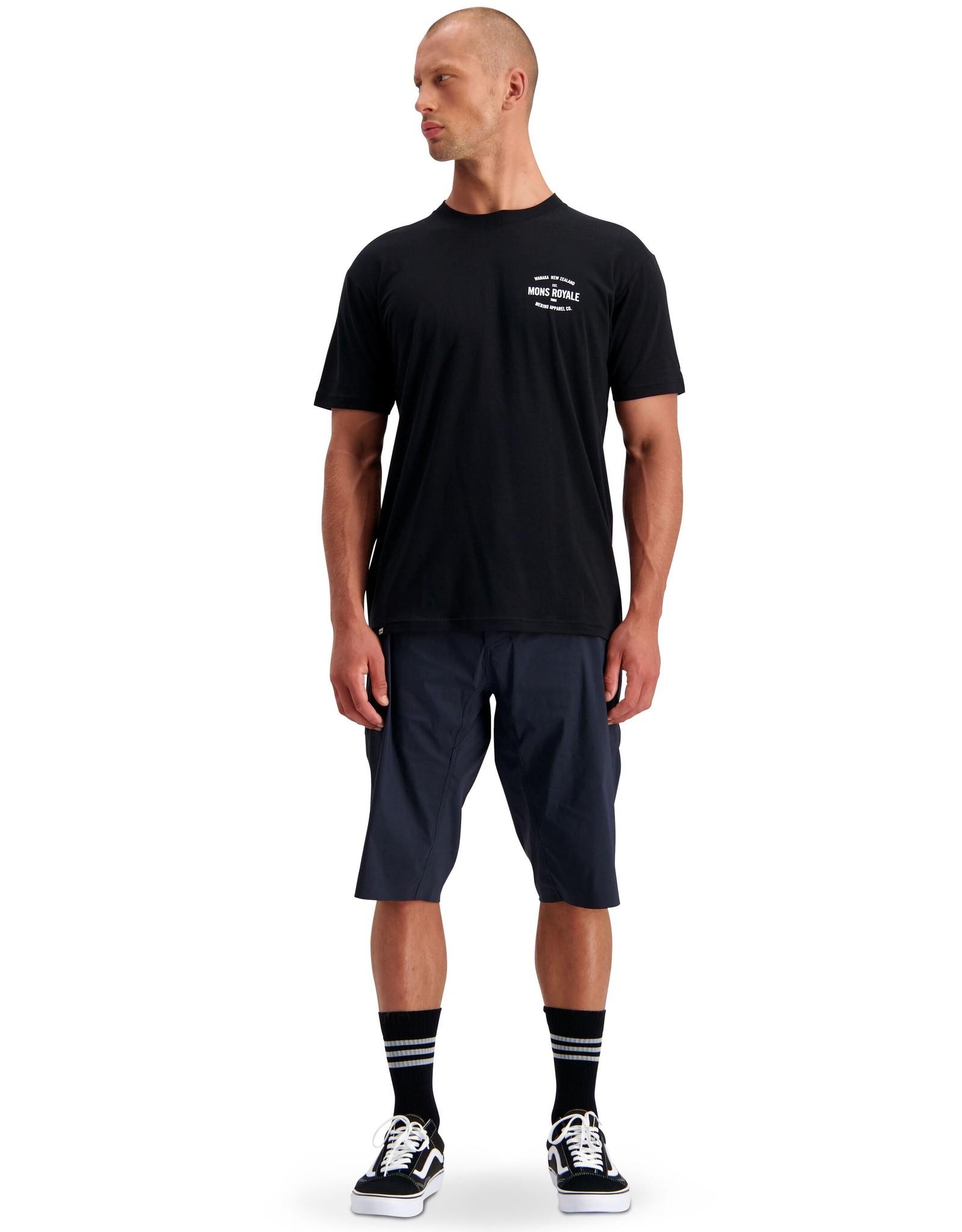 Mons Royale Mons Royale Men's  Icon T-Shirt - S2020