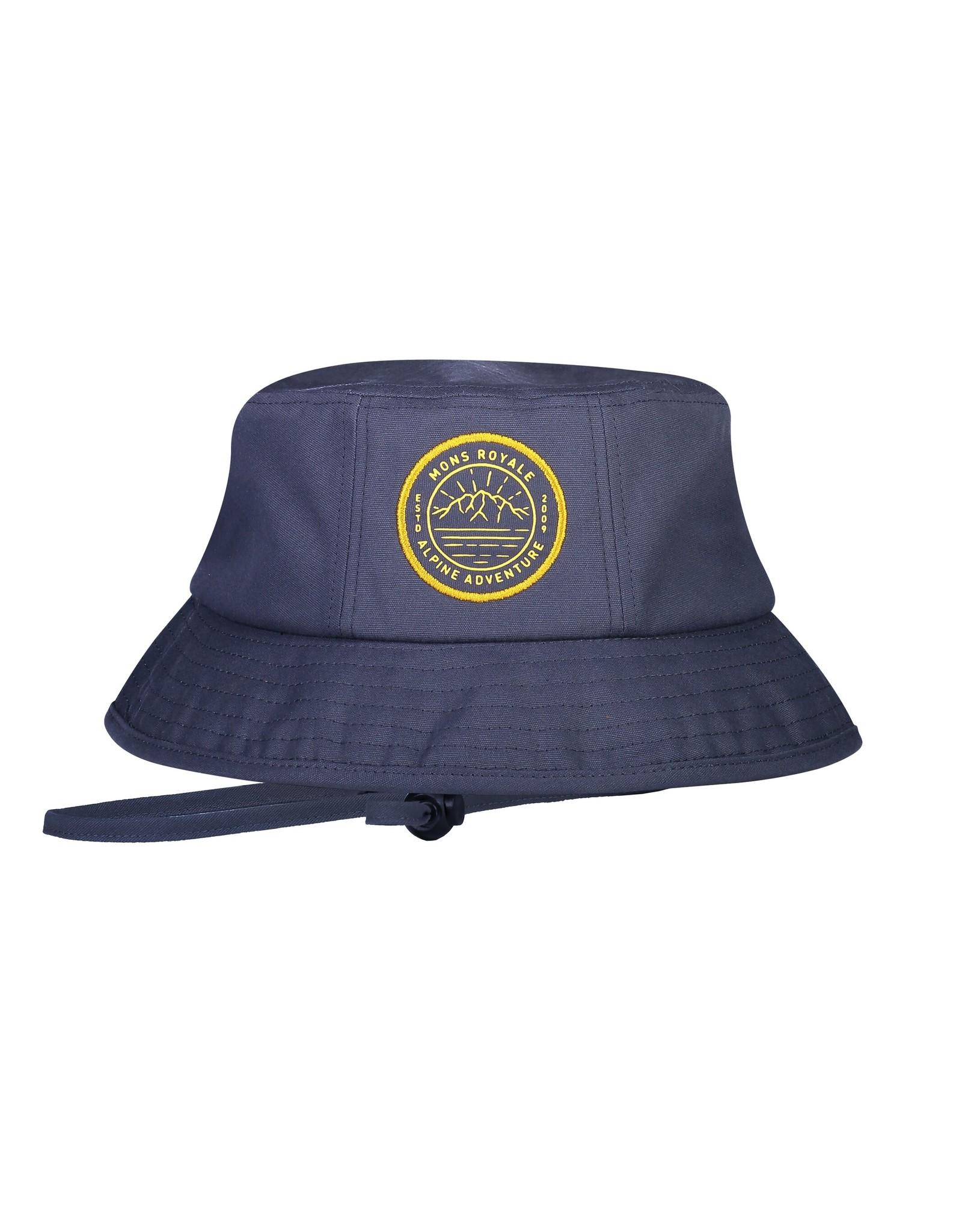 Mons Royale Mons Royale Beattie Bucket Hat - S2020
