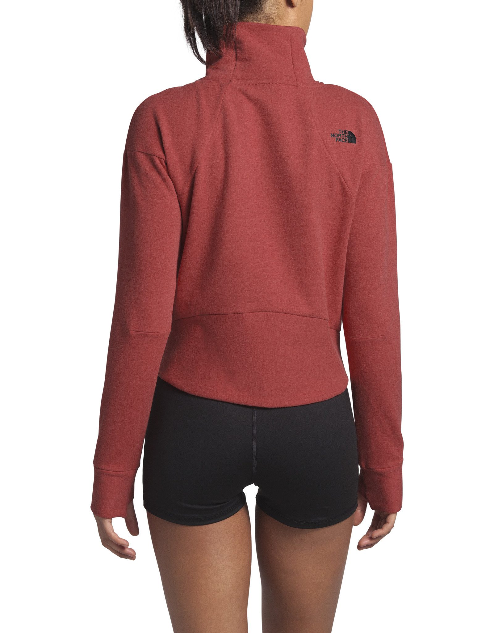 The North Face The North Face Women's Motivation Fleece Mock Neck Pullover - S2020