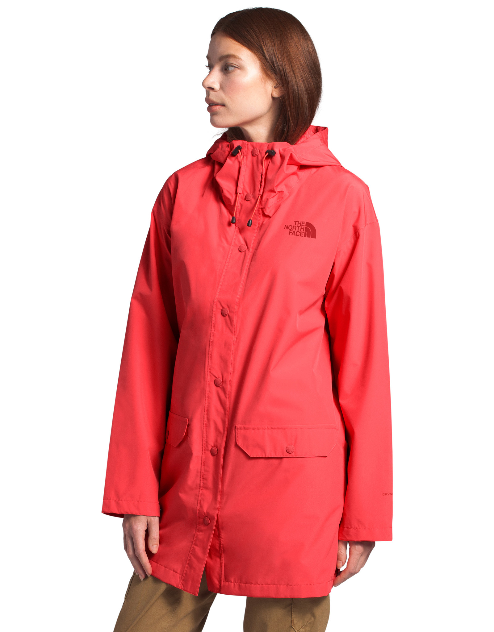 The North Face The North Face Women's Woodmont Rain Jacket - S2020