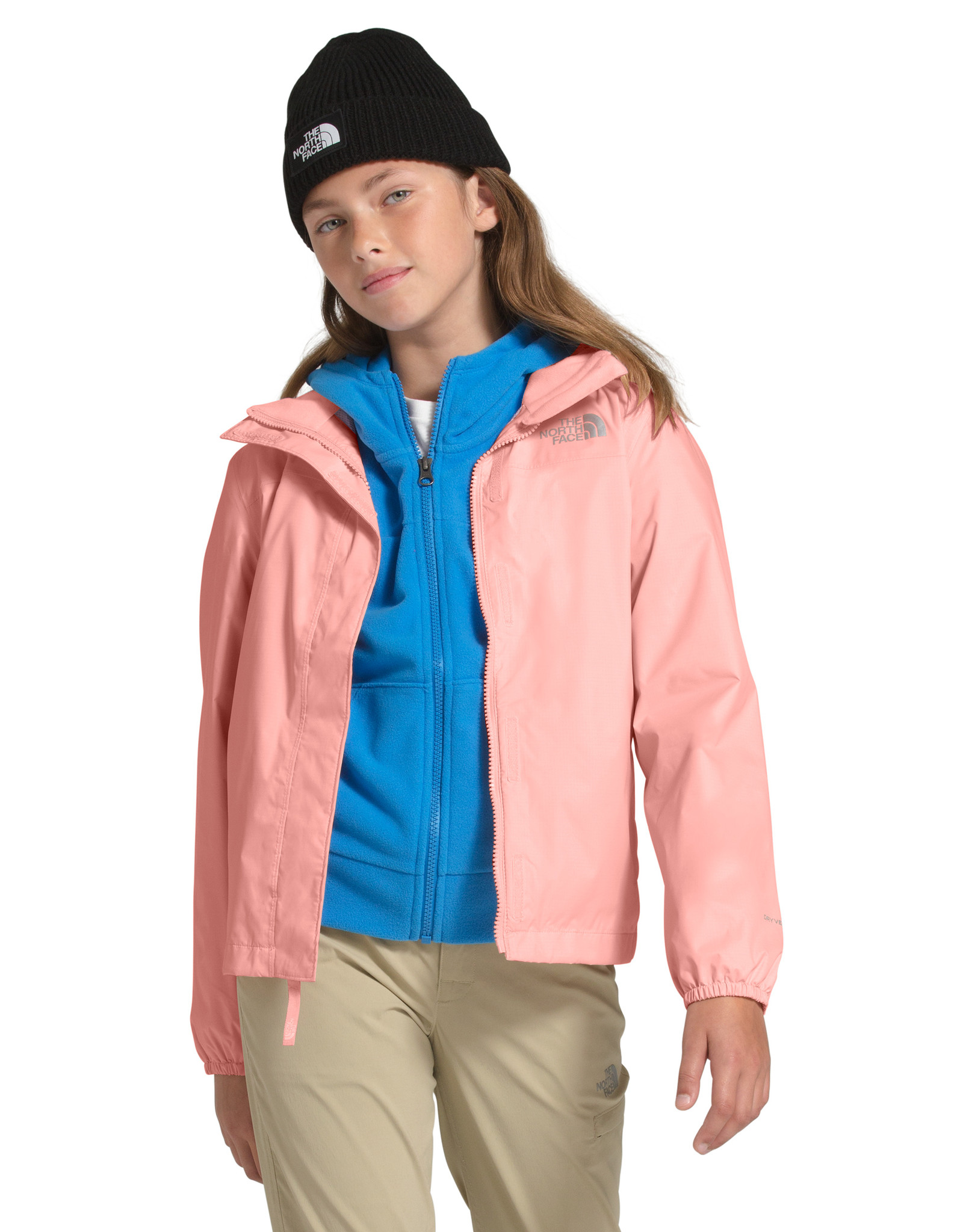 The North Face The North Face Girl's Resolve Reflective Jacket - S2020