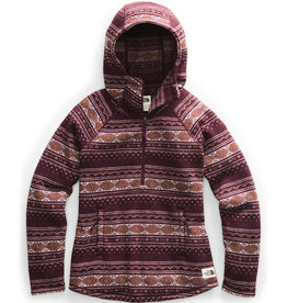 The North Face The North Face Women's Printed Crescent Hooded Pullover - F2019