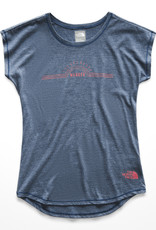 The North Face The North Face Girl's Tri-Blend Scoop-Neck Tee - S2019