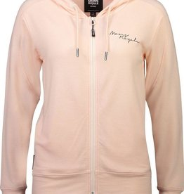 Mons Royale Mons Royale Women's Covert Zip Hoodie - S2019
