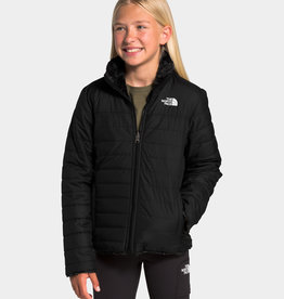 The North Face The North Face Girl's Reversible Mossbud Swirl Jacket -W2020