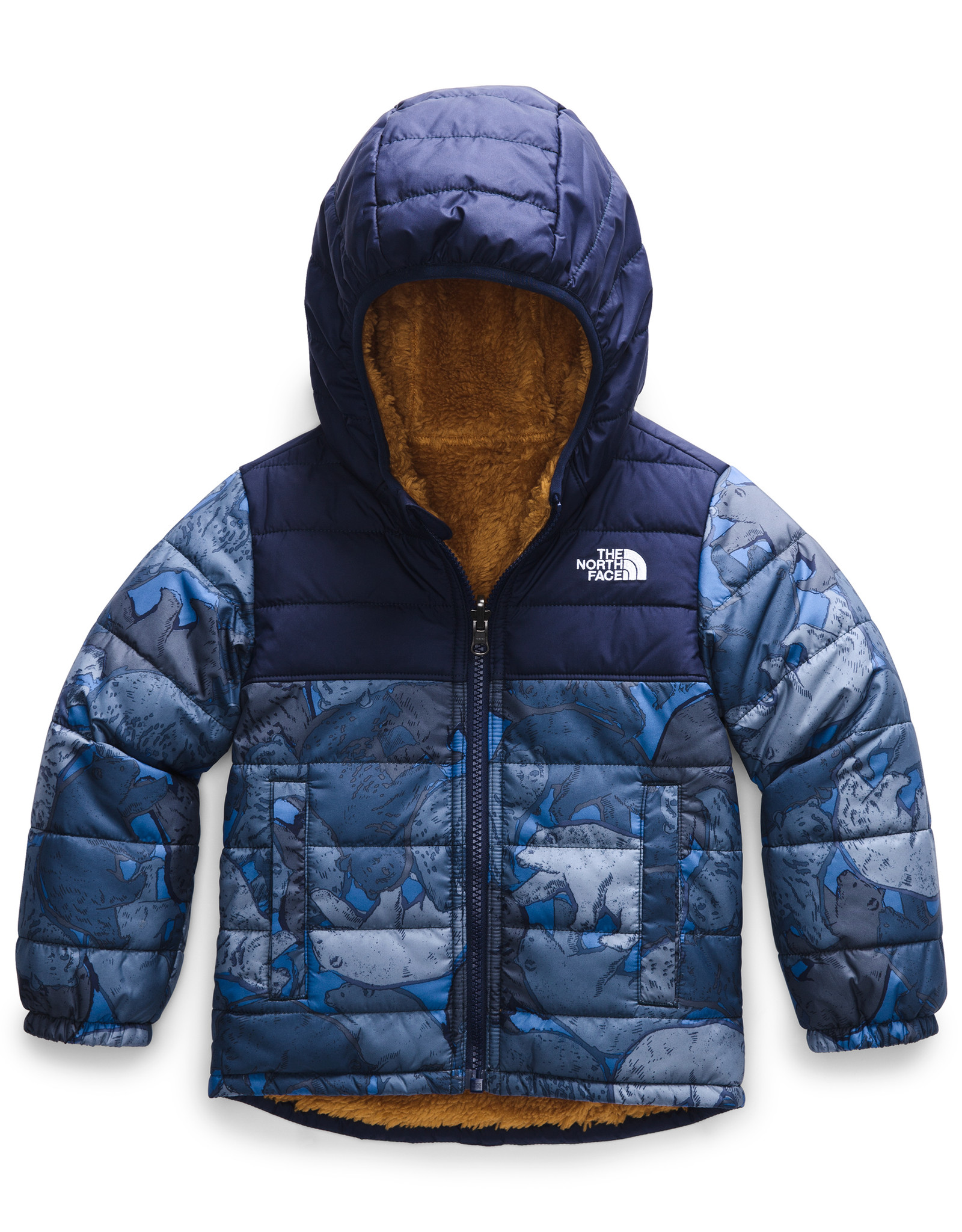 The North Face The North Face Toddler Boy's Reversible Mount Chimborazo Hoodie -W2020