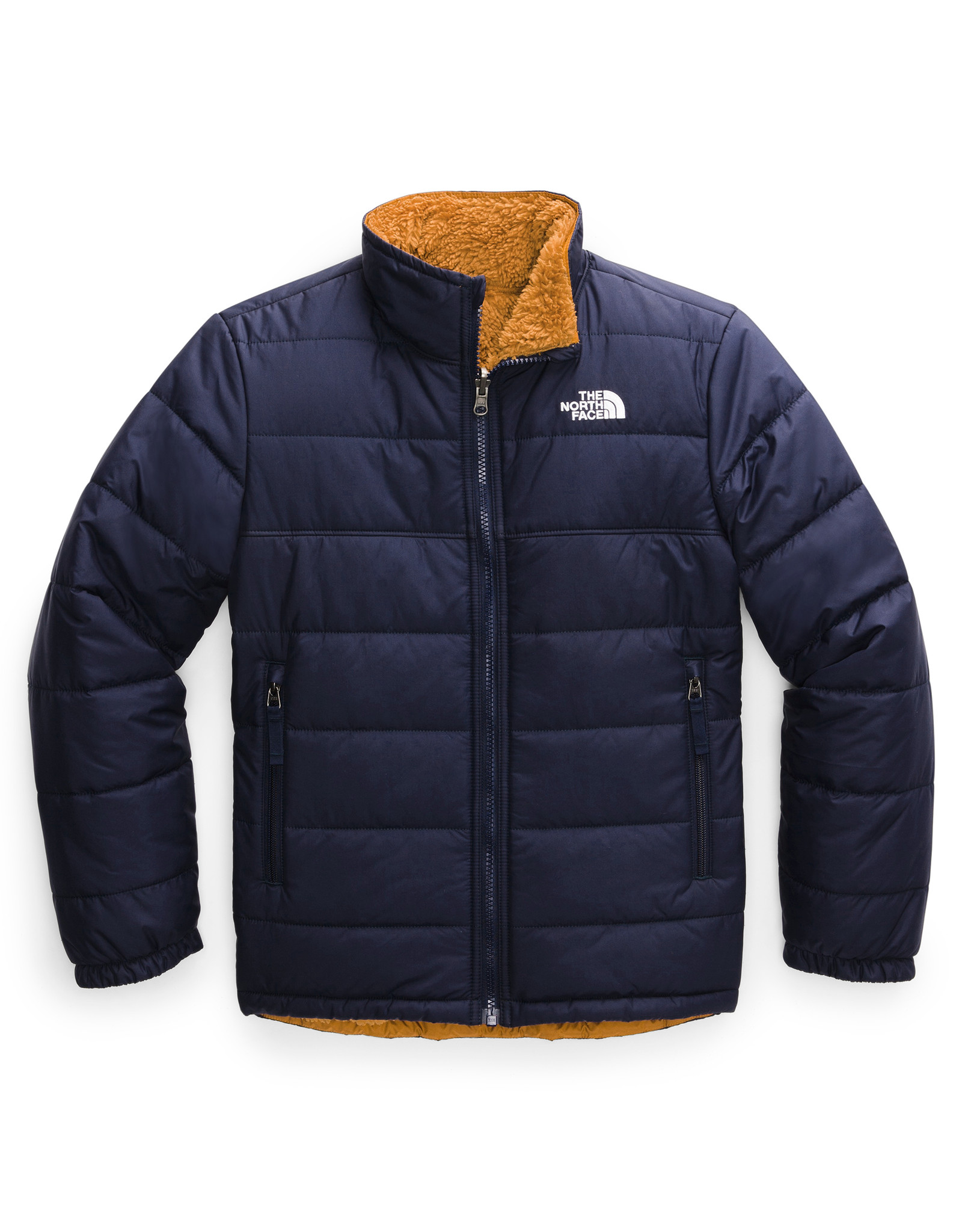 The North Face The North Face Boy's Reversible Mount Chimborazo Jacket -W2020