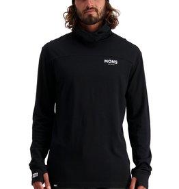 Mons Royale Mons Royale Yotei Powder Hood LS-Men's -W2020