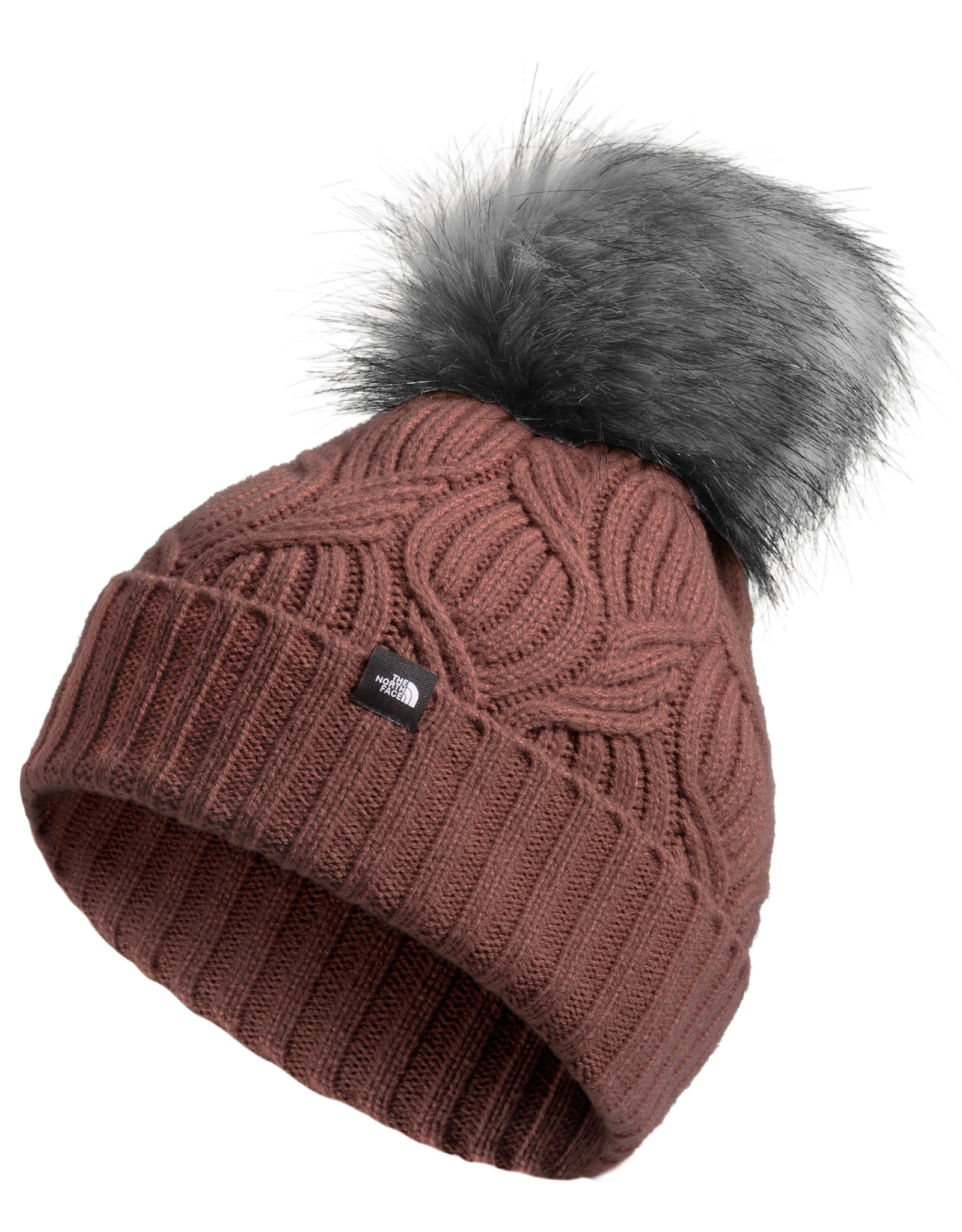 The North Face The North Face Women's Oh-mega Fur Pom Beanie -W2020