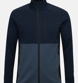 Peak Performance Peak Performance Men's Vertical Mid Zip Jacket  -W2020
