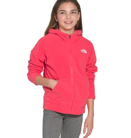 The North Face The North Face Girl's Glacier Full Zip Hoodie -W2020