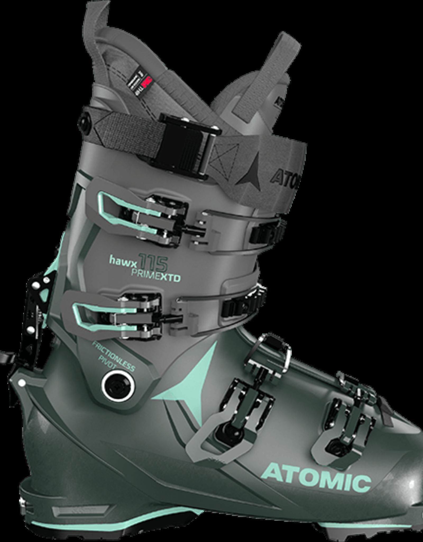 Atomic Hawx Prime Xtd 115 W Tech GW Green -W2020