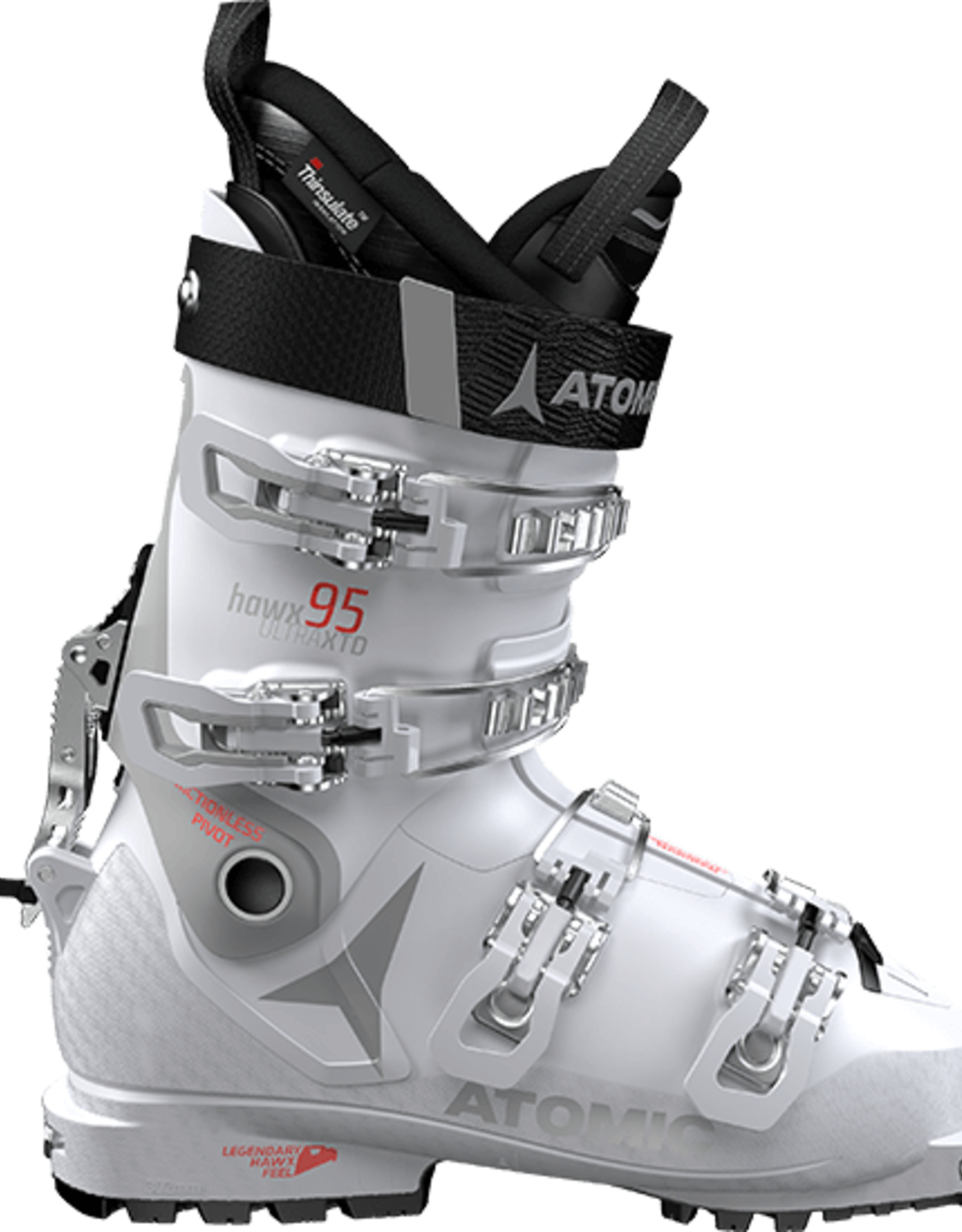 Atomic Hawx Ultra Xtd 95 W Tech GW Vapor/light -W2020