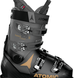 Atomic Hawx Prime 105 S W Black/anthracite/gold -W2020