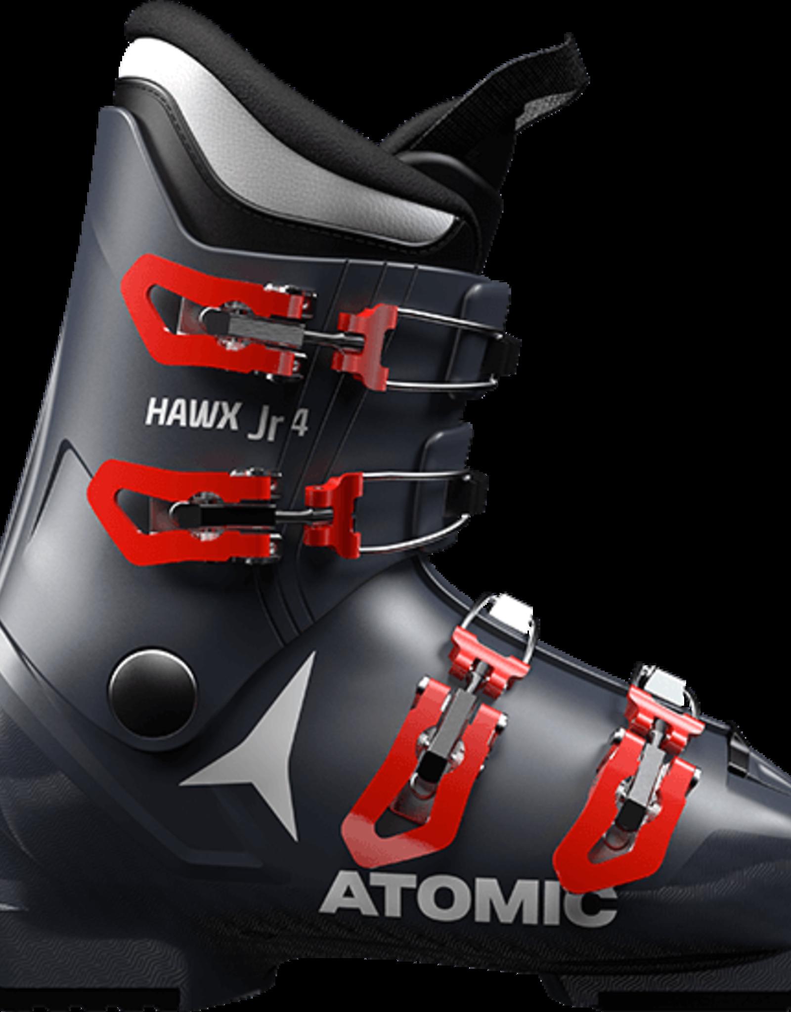 Atomic Hawx Jr 4 Dark Blue/red -W2020 24/24.5