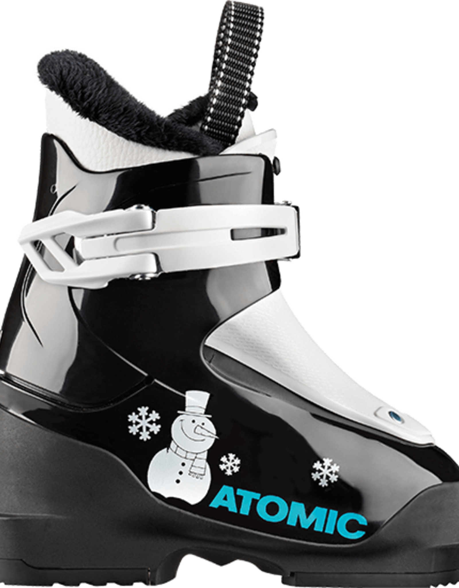 Atomic Hawx Jr 1 Black/white -W2020