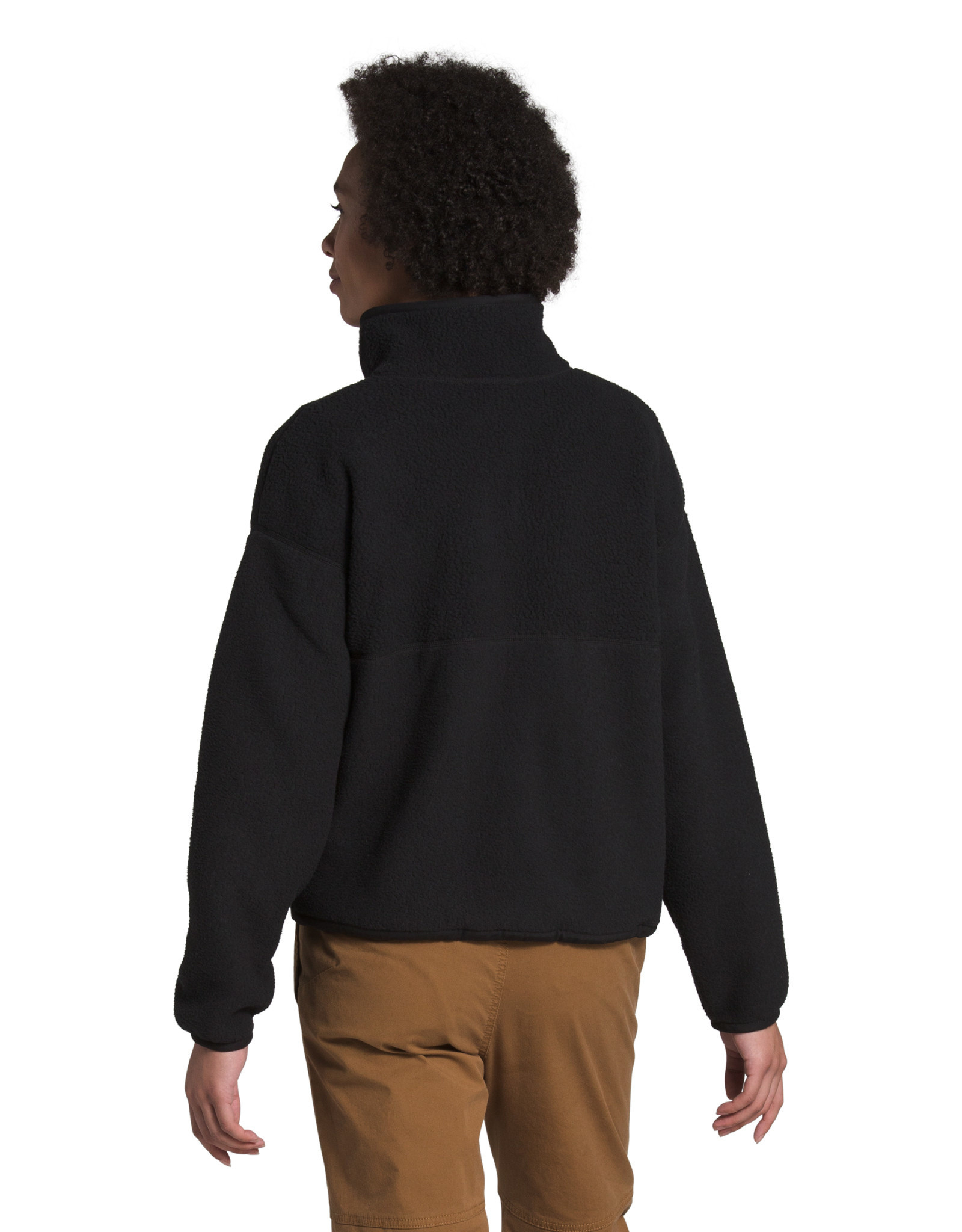 The North Face The North Face Women's Cragmont Fleece ¼ Snap -S2021