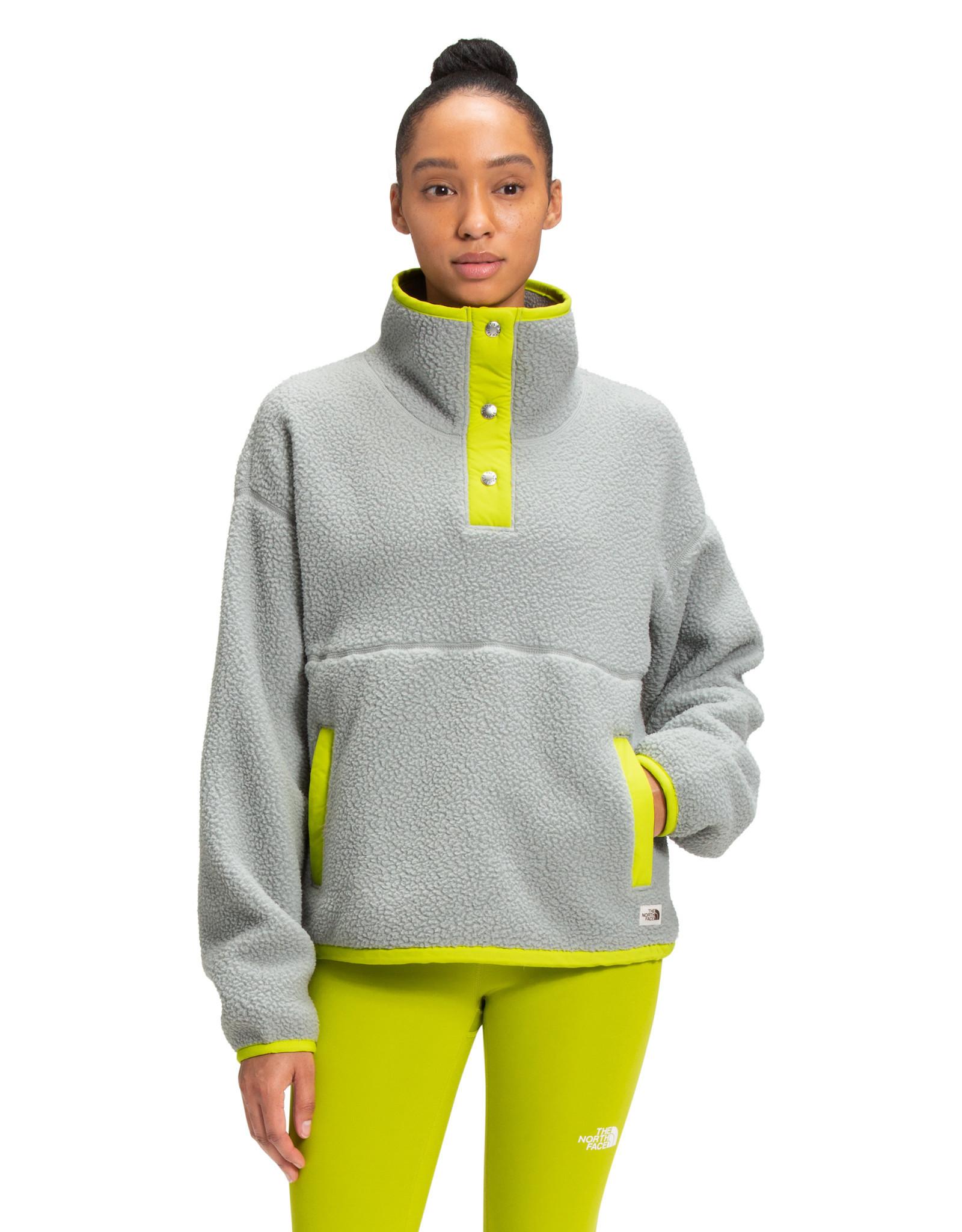 The North Face Women's Cragmont Fleece ¼ Snap -S2021
