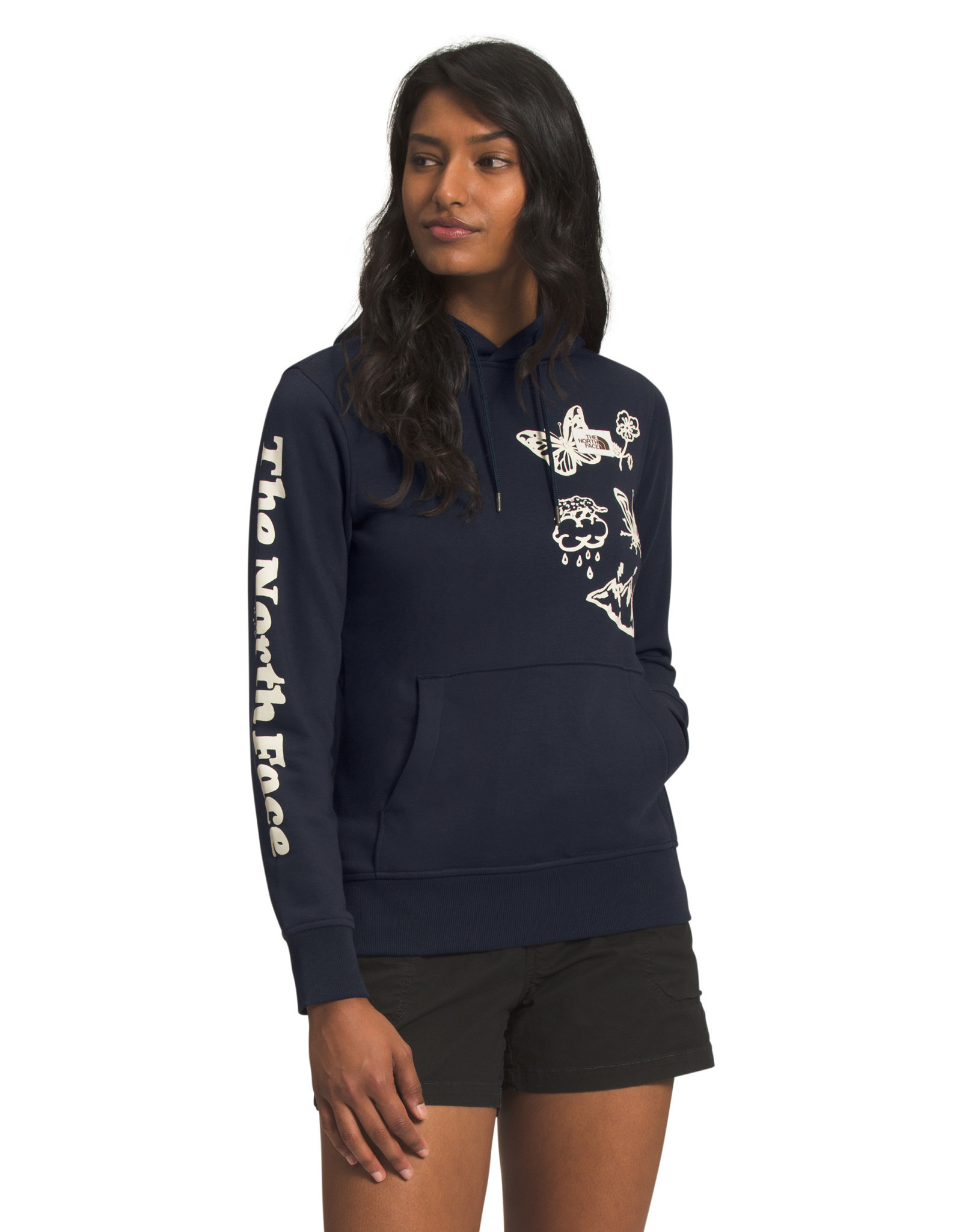 The North Face Women's Himalayan Bottle Source Pullover Hoodie -S2021
