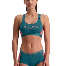 Mons Royale Mons Royale Women's Stella X-Back Bra -S2021
