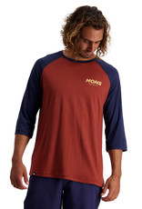 Mons Royale Mons Royale Men's Tarn Freeride Raglan 3/4 -S2021