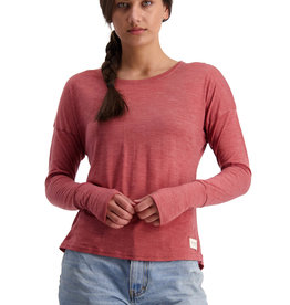 Mons Royale Women's Estelle Relaxed LS -S2021