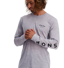 Mons Royale Men's Icon LS -S2021