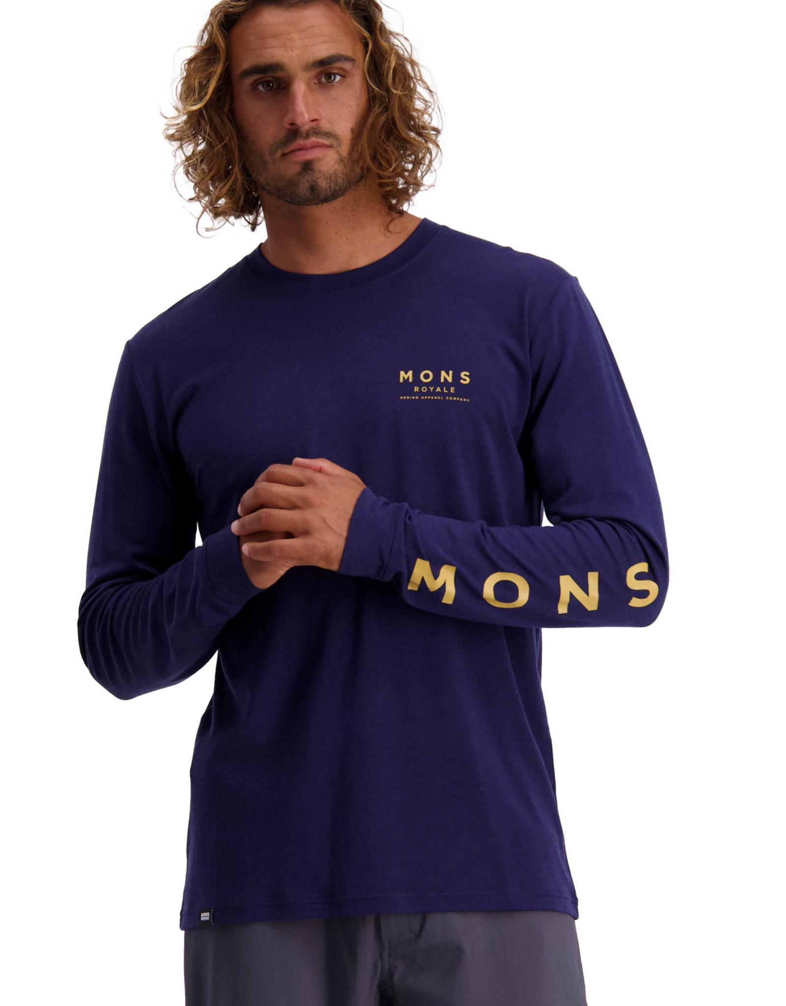 Mons Royale Men's Icon LS -S2021