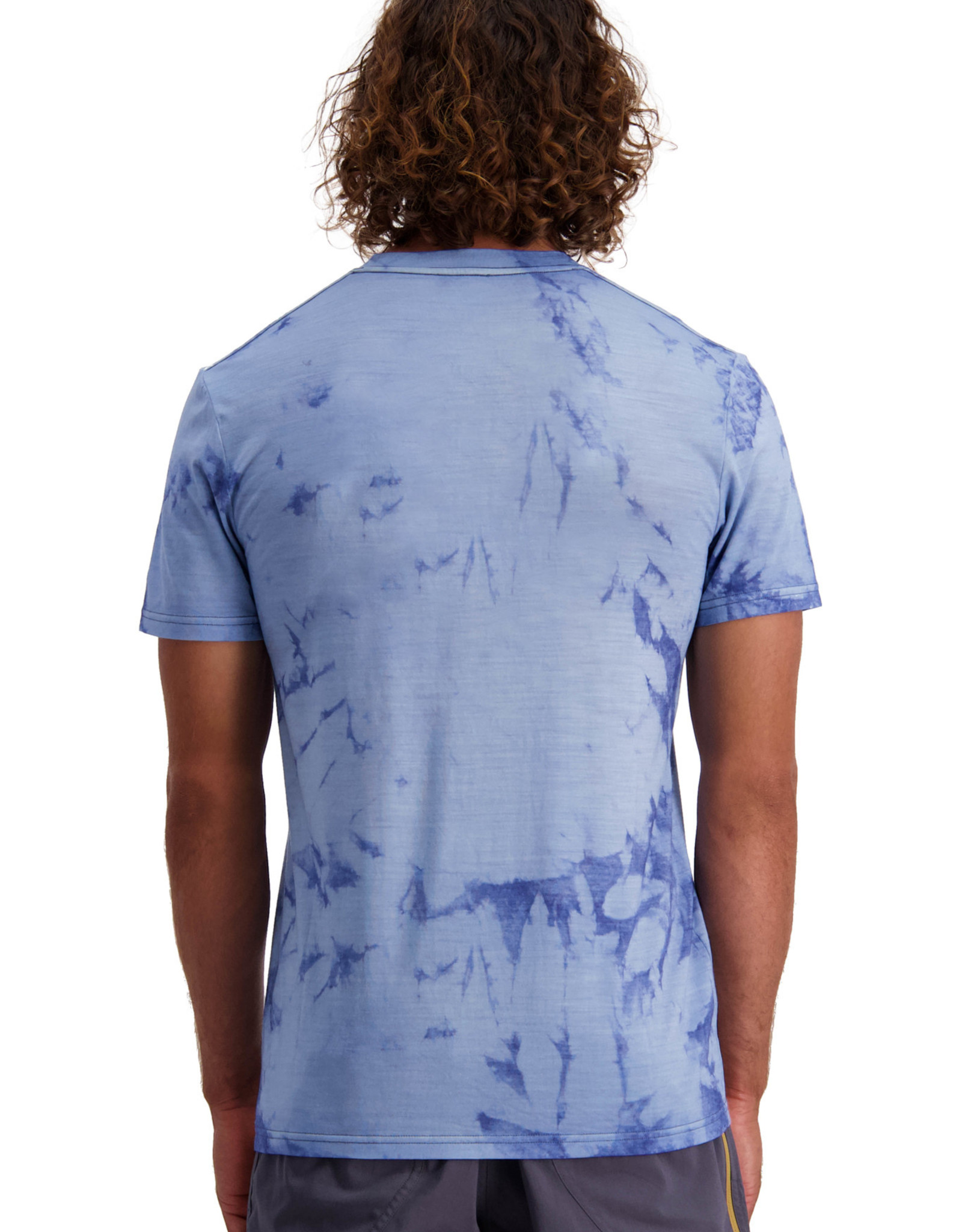 Mons Royale Mons Royale Men's Icon T-Shirt Tie Dyed -S2021