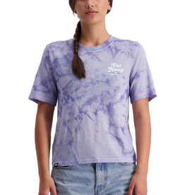 Mons Royale Mons Royale Women's Icon Relaxed Tee Tie Dyed -S2021