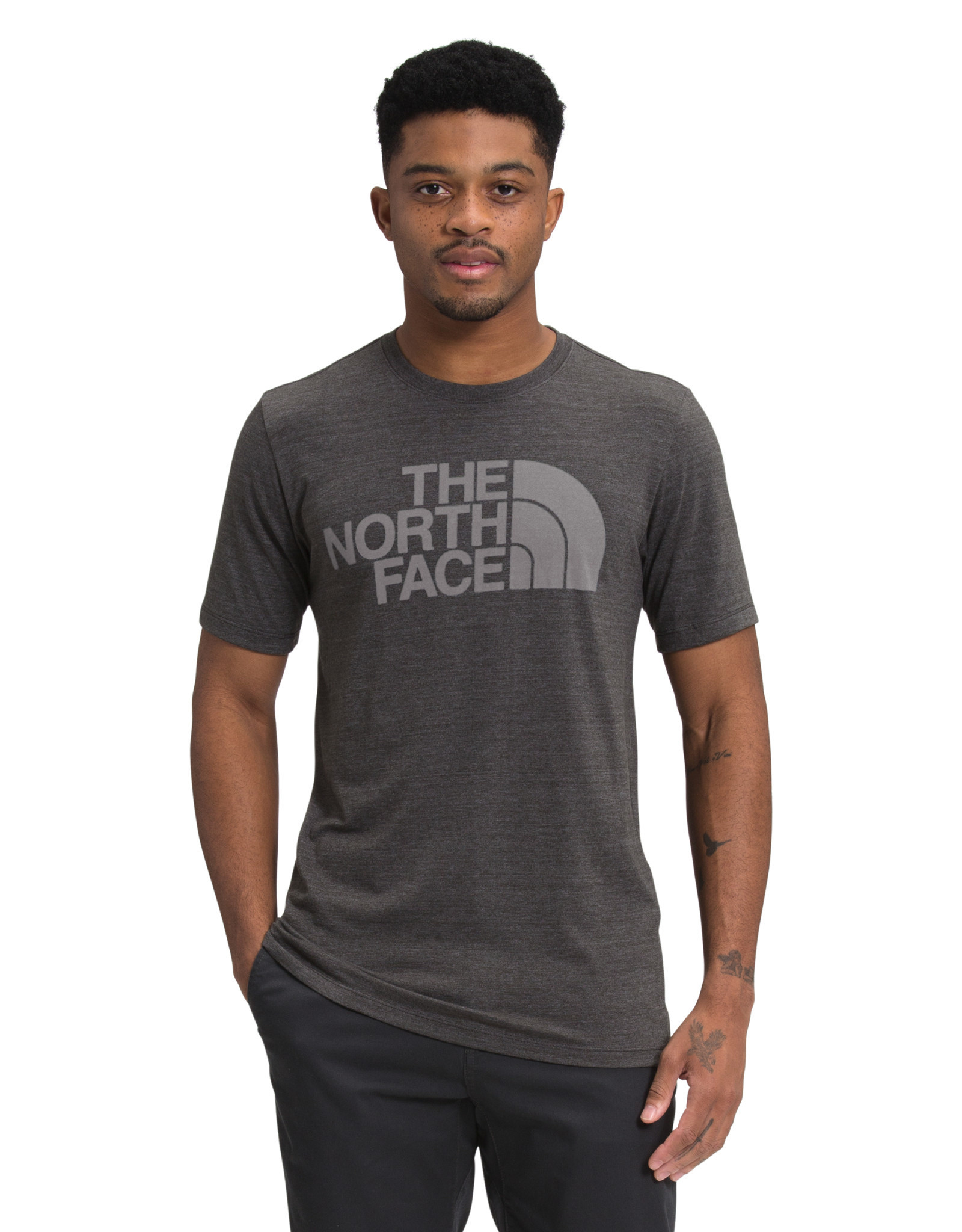 The North Face The North Face Men's S/S Half Dome Tri-Blend Tee -S2021
