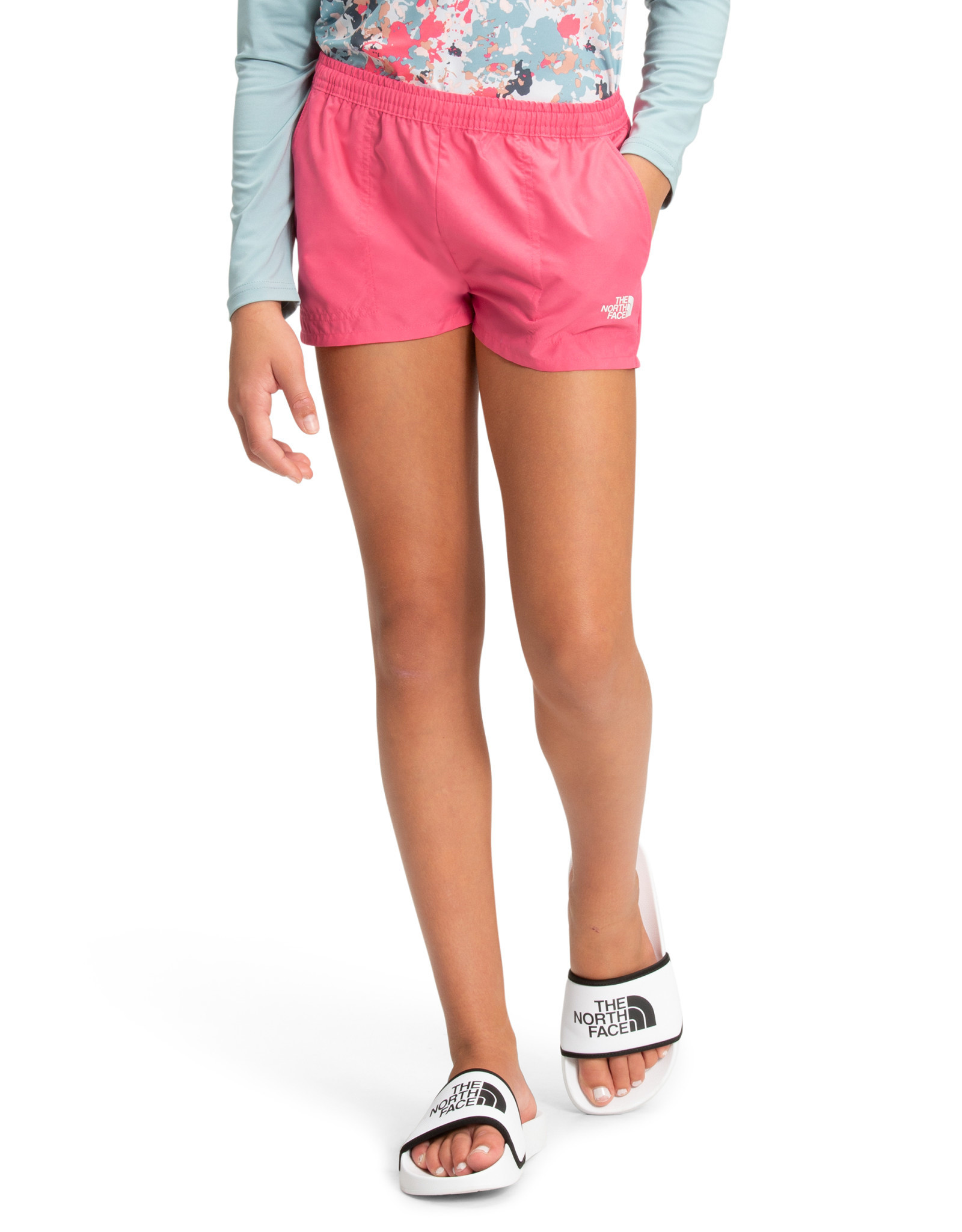 The North Face The North Face Girl's Class V Water Short -S2021