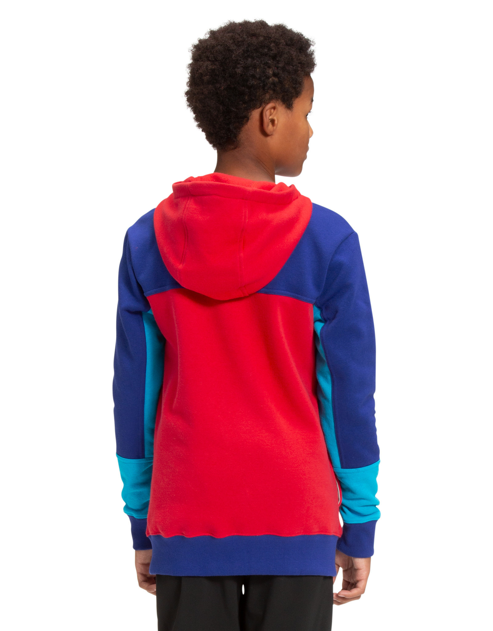 The North Face The North Face Boy's Street Logo Pullover Hoodie -S2021