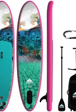 Mountain Cultures MC/PARR Inflatable 11.0 Paddle Board Package -S2021