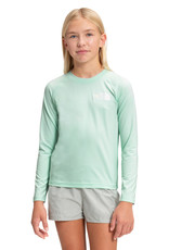 The North Face The North Face Girl's L/S Sun Tee -S2021