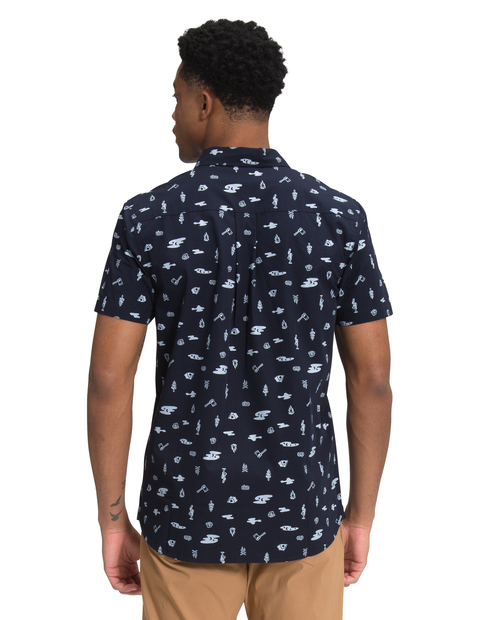 The North Face The North Face Men's S/S Baytrail Pattern Shirt -S2021